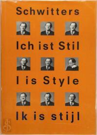 Kurt Schwitters (ISBN 9789056621575)