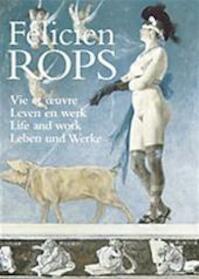Felicien Rops - B. Bonnier, V. Leblanc (ISBN 9789074377515)