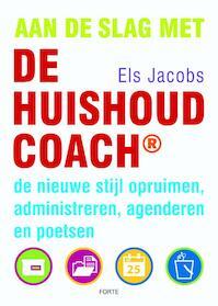 Aan de slag met de HuishoudCoach - Els Jacobs (ISBN 9789058778604)