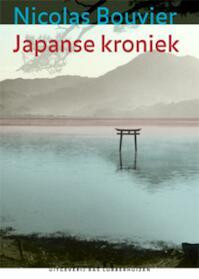 Japanse kroniek - Nicolas Bouvier (ISBN 9789059373068)