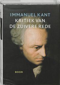 Kritiek van de zuivere rede - I. Kant (ISBN 9789053527023)
