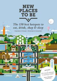 New Places To Be - Editie 2017 - Deborah Dekrem, Eline VandeGehuchte (ISBN 9789401437271)