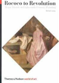 Rococo to revolution - Michael Levey (ISBN 9780500200506)