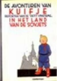 """De avonturen van Kuifje, reporter van de """"Petit Vingtieme"""", in het land van de Sovjets - Hergé (ISBN 9789030329015)"""