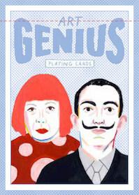 Art Genius Playing Cards (ISBN 9781786270146)