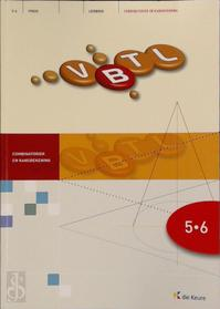 VBTL 5/6 - LEERBOEK COMBINATORIEK EN KANSREKENING - (ISBN 9789048619993)