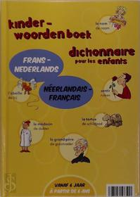 Kinderwoordenboek Frans-Nederlands - Karen Richardson (ISBN 9783468204203)