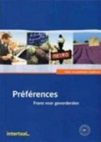 Preferences / Frans voor gevorderden + CD - M. Delaud, J.-C. Sword (ISBN 9789054516224)