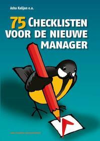 75 Managementchecklisten - Asha Kalijan (ISBN 9789089650757)