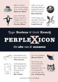 Perplexicon - Tysger Boelens, Gerrit Komrij (ISBN 9789038840277)