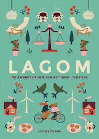 Lagom - Linnea Dunne (ISBN 9789000359103)