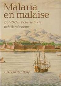 Malaria en malaise - P. H. van der Brug (ISBN 9789067073493)