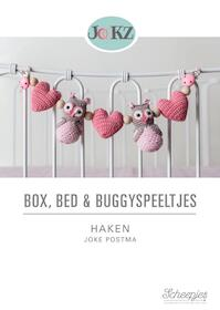 Box, bed en buggyspeeltjes haken - Joke Postma (ISBN 9789491840166)