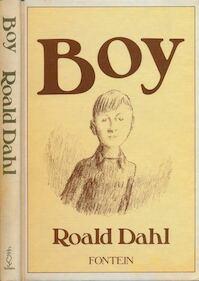 Boy - Roald Dahl (ISBN 9789026101991)