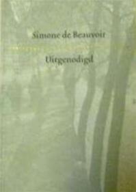 Uitgenodigd - Simone de Beauvoir (ISBN 9789051088441)