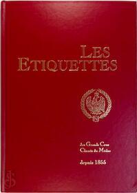 Les Etiquettes des Grands Crus Classés du Médoc - Cees Kingmans (ISBN 9789023008132)