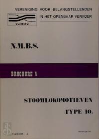 Stoomlokomotieven type 10 - J. Casier