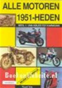Alle motoren van 1951 tot heden / 1 Van Adler tot Kawasaki - Ruud Vos (ISBN 9789060135129)