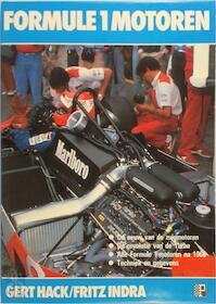 Formule 1 motoren - Gert Hack, Fritz Indra, Paul Klaver (ISBN 9789061271789)