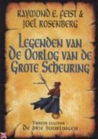 De drie huurlingen - Raymond E Feist, J. Rosenberg (ISBN 9789022532607)