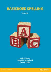 Basisboek spelling 2e editie - Aafke Moons, Mariëlle Bovenhoff, Gerard Latjes (ISBN 9789043023948)