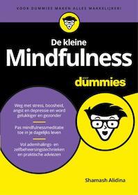 De kleine mindfulness voor dummies - Shamash Alidina (ISBN 9789045350387)