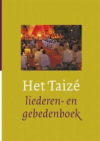 Taize liederen- en gebedenboek (ISBN 9789030411246)
