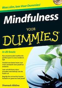 Mindfulness voor Dummies - Shamash Alidina (ISBN 9789043021494)