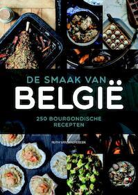 De smaak van België - Ruth Van Waerebeek, Maria Robbins (ISBN 9789045208459)
