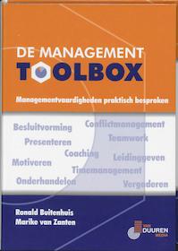 De management toolbox - R. Buitenhuis, M. Van Zanten (ISBN 9789059402812)