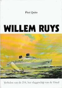 Willem Ruys - Piet Quite (ISBN 9789072838070)