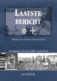 Laatste bericht - J. Kooistra (ISBN 9789077948149)