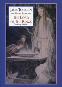 Poems from the Lord of the Rings - J R R Tolkien (ISBN 9780261103122)