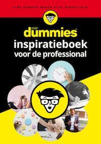 Voor Dummies inspiratieboek voor de professional (ISBN 9789045355498)