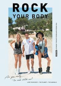 Rock Your Body - Tessa Moorman, Merel Von Carlsburg, Jeroen Krak, Gabriëlle Koster (ISBN 9789082482850)