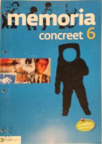 Memoria concreet 6 - (ISBN 9789028976993)