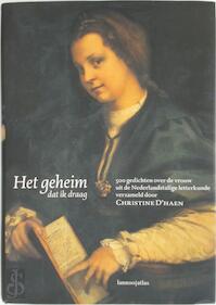 Het geheim dat ik draag - Christine d' Haen (ISBN 9789020932706)