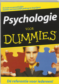 Psychologie voor Dummies - Adam Cash (ISBN 9789043008495)