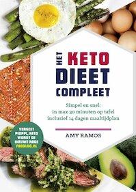 Het keto-dieet compleet - Amy Ramos (ISBN 9789021570785)