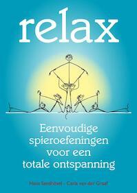 Relax - Carla van der Hans / Graaf Sandhovel (ISBN 9789460150333)