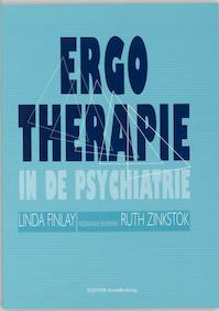 Ergotherapie in de psychiatrie - Linda Finlay (ISBN 9789035219540)