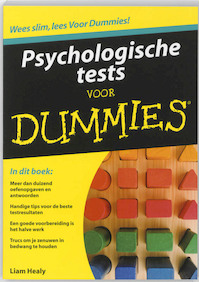 Psychologische tests voor Dummies - Liam Healy, Liam Healy (ISBN 9789043018098)