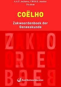 Coelho zakwoordenboek der geneeskunde - A.A.F. Jochems, F.W.M.G. Joosten (ISBN 9789035237186)