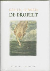 De Profeet - Khalil Gibran, Kahlil Gibran (ISBN 9789062716364)