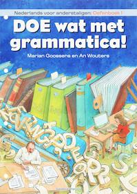 Doe wat met grammatica! / Oefenboek 1 - M. Goossens, A. Wouters (ISBN 9789034192011)