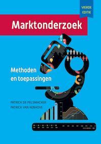 Marktonderzoek 4e - Patrick de Pelsmacker, Patrick van Kenhove (ISBN 9789043030441)
