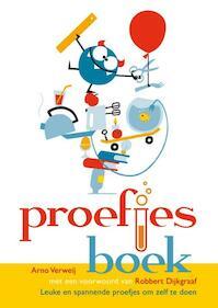 Proefjesboek - Arno Verweij (ISBN 9789057124518)