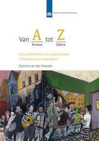 Van Anciaux tot Zijlstra - Quirine Van Der Hoeven (ISBN 9789037705836)