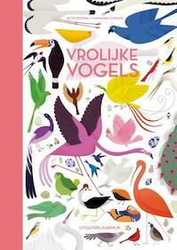 Vrolijke vogels - Bette Westera (ISBN 9789492168047)