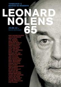 Leonard Nolens 65 - Behoud de Begeerte, Toneelhuis (antwerpen), Vlaams Fonds voor de Letteren